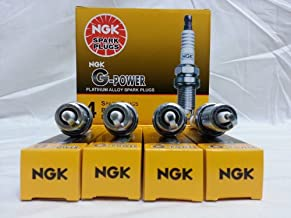 NGK (7098) ZFR5FGP Spark Plug - Pack of 4