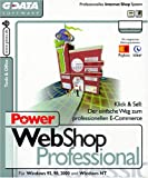 Power WebShop Professional -
