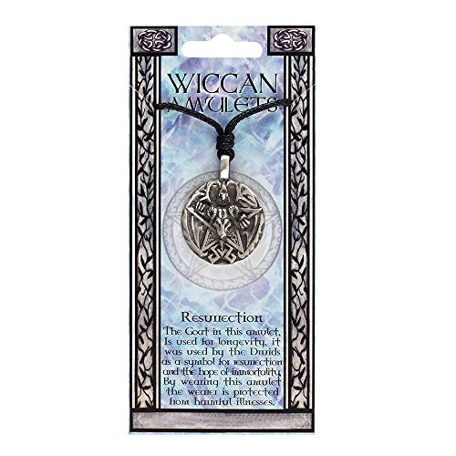 something different Amuleto Wiccan Resurrección