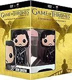 Game of Thrones (Season 5) - 5-DVD Box Set & Jon Snow Vinyl Figure ( Game of Thrones - Season Five (...