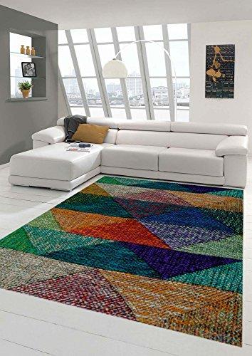 Designer e Tappeto Moderno Marocco Design Multi Größe 120x170 cm