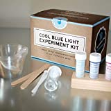 Cool Blue Light Chemistry Kit | Do 11 illuminating experiments | Safe & non toxic | Made in the USA | Copernicus Toys…