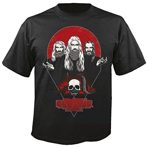 Kadavar - Black Mass - T-Shirt Größe L
