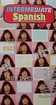 Intermediate Spanish - <i>Volume One</i> Present Tense Conjugations DVD
