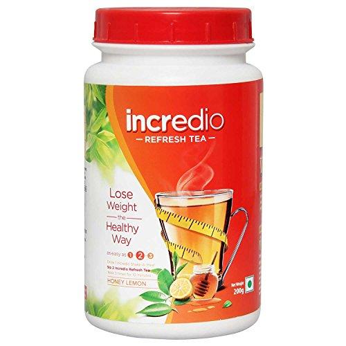 Incredio ReFresh Tea - 200 g (Honey Lemon)