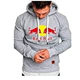 HOSD Hoodie Fitness en Plein Air Hoodies Loisirs Sports Pull Tops Hommes Sweats À Capuche Plus La Taille 5XL