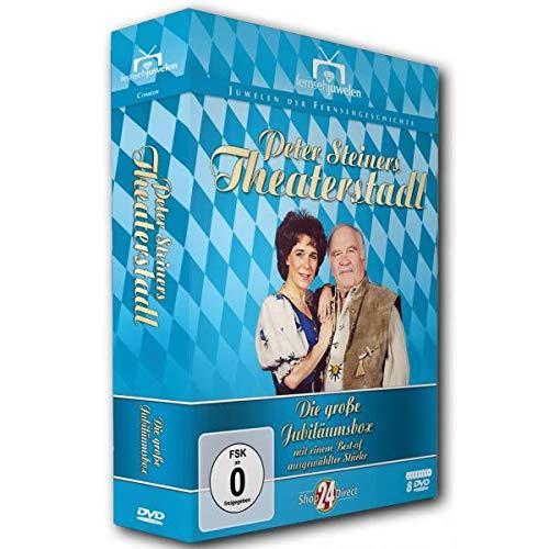 Peter Steiners Theaterstadl – Die große Jubiläumsbox (8 DVDs)