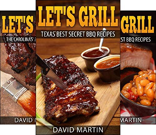 Let's Grill (7 Book Series)
