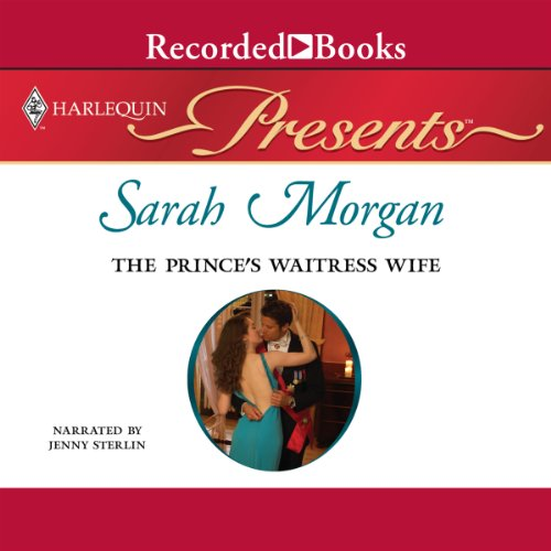 The Prince's Waitress Wife  By  cover art