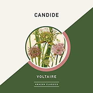 Candide (AmazonClassics Edition) cover art
