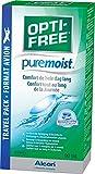 Opti-Free Puremoist Solution multifunción de décontamination en frasco