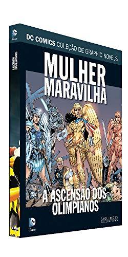 Dc Graphic Novels Ed. 110 - Mulher Maravilha: A Ascenção Dos Olimpianos