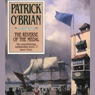 The Reverse of the Medal     The Aubrey/Maturin Series, Book 11              By:                                                                                                                                 Patrick O'Brian                               Narrated by:                                                                                                                                 Simon Vance                      Length: 8 hrs and 59 mins     306 ratings     Overall 4.7