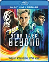 Star Trek Beyond - Double Exclusive: Collectible Character Cards | Bonus Content (Blu-ray + DVD + Digital HD)
