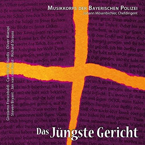 Polizeiorchester Bayern & Johann Mösenbichler