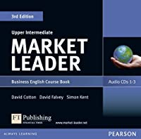 Market Leader Upper-Intermediate (3E) Class CDs (2)