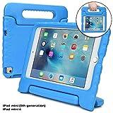 Apple iPad Mini 4 Hülle, [2-in-1 Griffige...