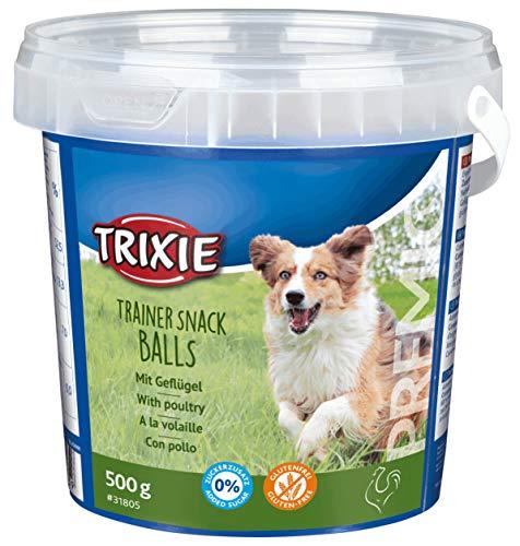 TRIXIE 31805 Premio Trainer Snack Poultry Balls