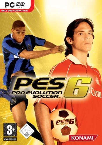 Pro Evolution Soccer 6 [Importación alemana]