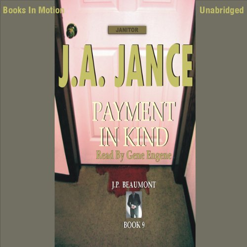 Payment in Kind audiobook cover art