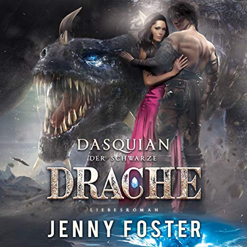 Couverture de Dasquian - Der schwarze Drache