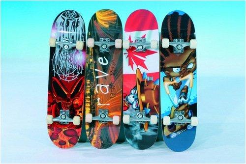 Skateboard Natur Lux
