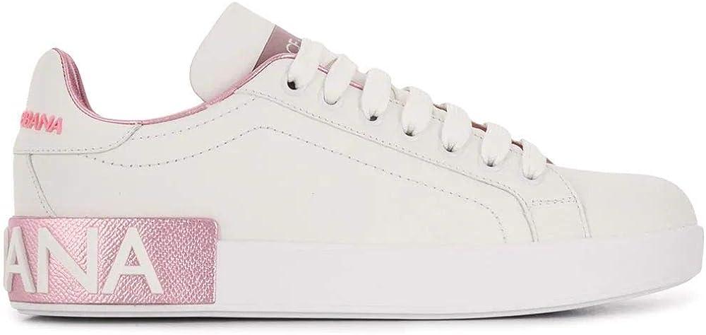 Dolce e gabbana donna luxury fashion pelle sneakers CK1544AX61587587