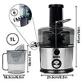 Zoom IMG-1 duronic je7c centrifuga per frutta