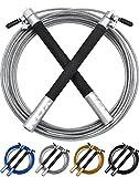RDX Boxe Réglable Corde à Sauter Vitesse Perte Poids Câble Skipping Rope Entrainement Fitness