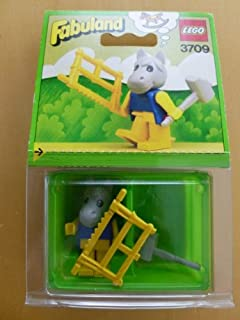 Lego Fabuland Henry Horse the Carpenter 3709