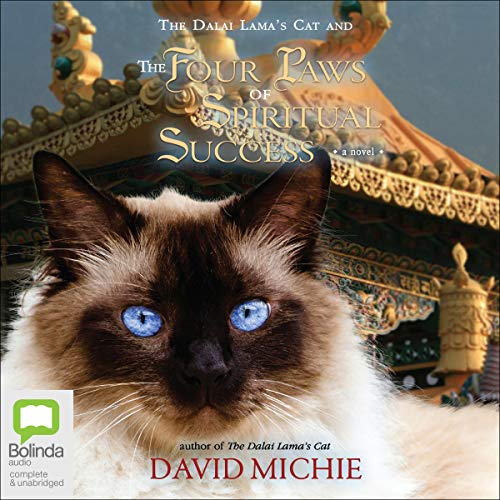 The Dalai Lama's Cat and the Four Paws of Spiritual Success cover art