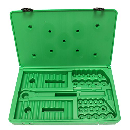 Plastic Socket Set Organizer Case by SK tools