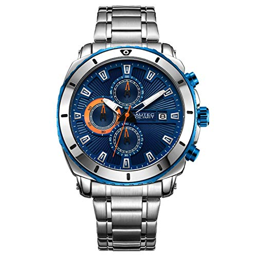 Nautec No Limit Chronograph 133409