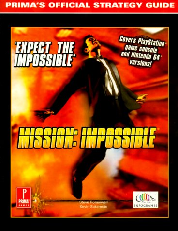 Mission: Impossible (N64/PSX): Prima's Official Strategy Guide