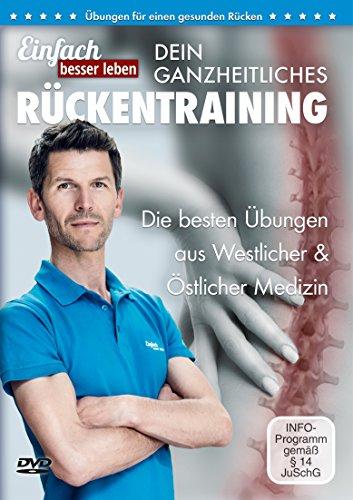 Dein ganzheitliches Rückentraining – Die 25 besten Übungen gegen Rückenschmerzen: DVD mit...