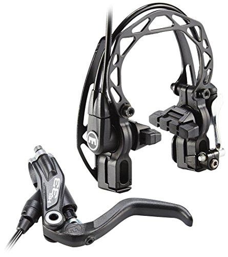 Magura HS33 R Felgenbremse Fahrradbremse, schwarz, 2-Finger Hebel