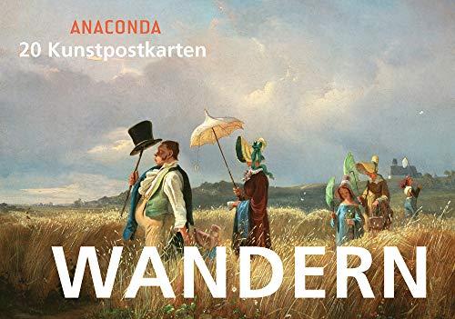 Postkartenbuch Wandern
