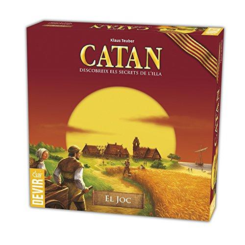 Devir - Catan, juego de mesa - Idioma...