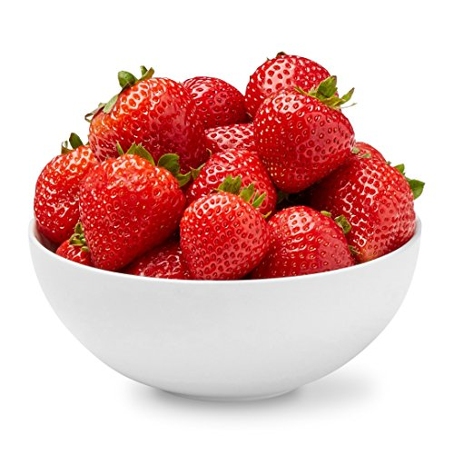Strawberries from Whole Foods