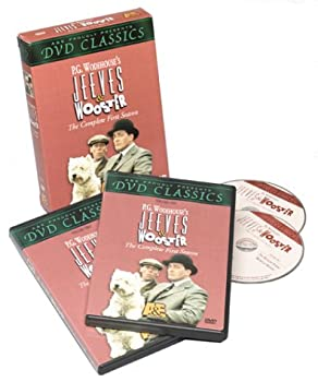 Jeeves & Wooster - The Complete First Season