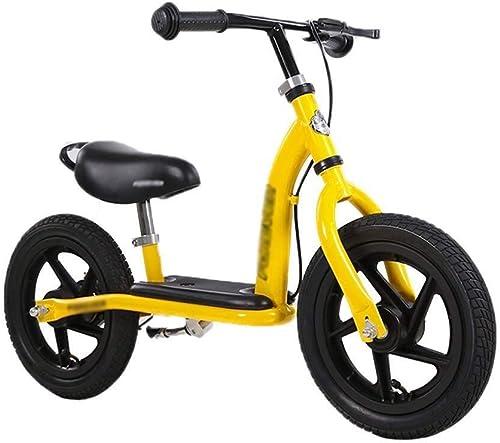 muchas sorpresas Bicicleta Bicicleta Bicicleta Sin Pedales Ultraligera Bicicletas de equilibrio, regalo de cumpleaños para niñas, Niños de 2 a 6 años de edad, cuadro con marco de acero al carbono para Niños, bicicleta de aprendizaje para  precio al por mayor