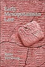 Early Mesopotamian Law