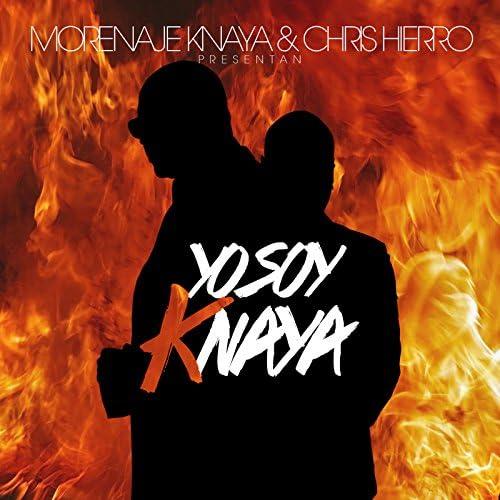Morenaje Knaya & Chris Hierro
