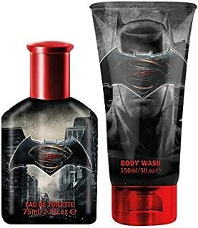 Batman vs Superman – DC Comics Fragrance Duo Set, 1 opakowanie (1 x 495 ml)