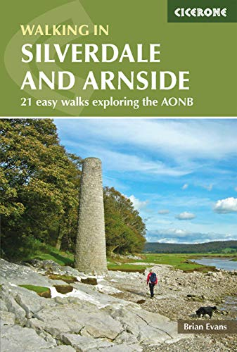 Walks in Silverdale and Arnside: An Area of Outstanding Natural Beauty (Cicerone guides)