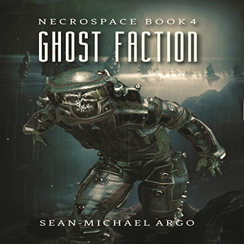 Ghost Faction audiobook cover art