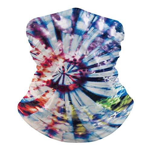 JKMEOO Bandana pour le cou avec bandana pour le cou, écharpe pour le visage, bandeau, bandeau bandana, guêtre, cagoule pour la randonnée, le cyclisme., Couleur 3, 0ne size