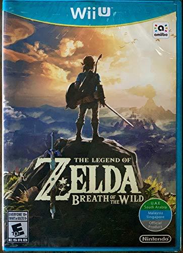 WII U The Legend of Zelda: Breath of the Wild - World Edition