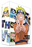 NARUTO THE MOVIES 3in1 SPECIAL DVD-BOX[DVD]
