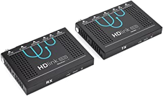 HD-Link T by Sewell, HDBaseT Extender over Single Cat5e/6 Extender, 4K